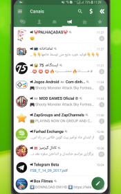 Zap Zap Messenger 1 175x280 دانلود Zap Zap Messenger 66.3 – بهترین و همچنین کامل ترین تلگرام آندروید + ZapFriends