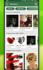 Zap Zap Messenger 2 175x280 دانلود Zap Zap Messenger 66.3 – بهترین و همچنین کامل ترین تلگرام آندروید + ZapFriends