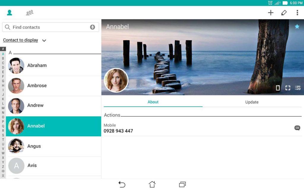 دانلود ZenUI Dialer & Contacts 4.5.3.6_181015 - شماره گیر همه کاره و حرفه ای اندروید