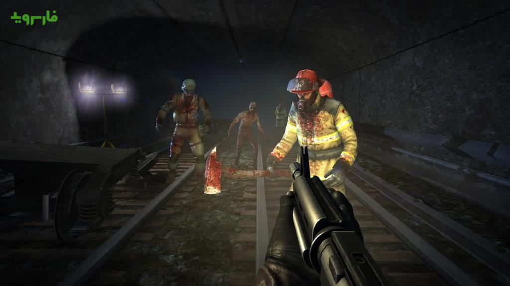 """دانلود Zombeast: Survival Zombie Shooter 0.12.4 - بازی اکشن گرافیکی """"زامبی های هیولا"""" اندروید + مود"""