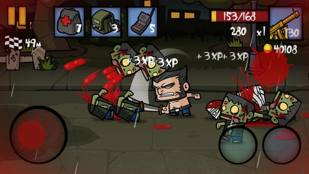 دانلود Zombie Age 2: The Last Stand 1.2.7 b65 - بازی اکشن