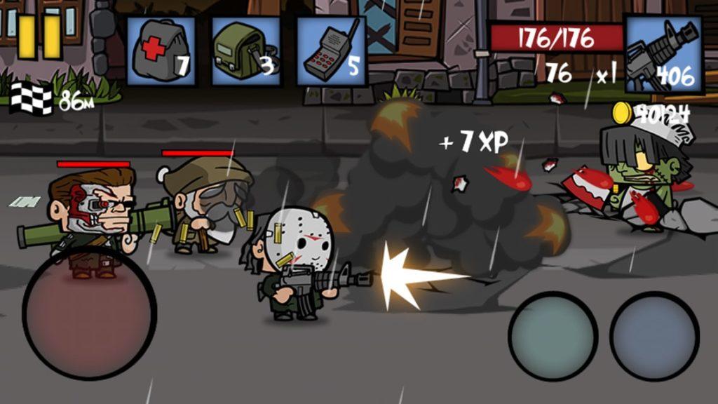 دانلود Zombie Age 2: The Last Stand 1.2.7 - بازی اکشن