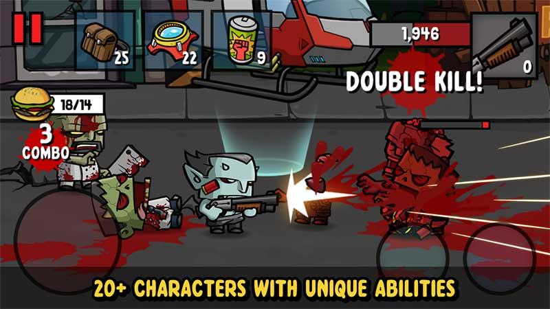 دانلود Zombie Age 3 1.4.4 b108 - بازی اکشن