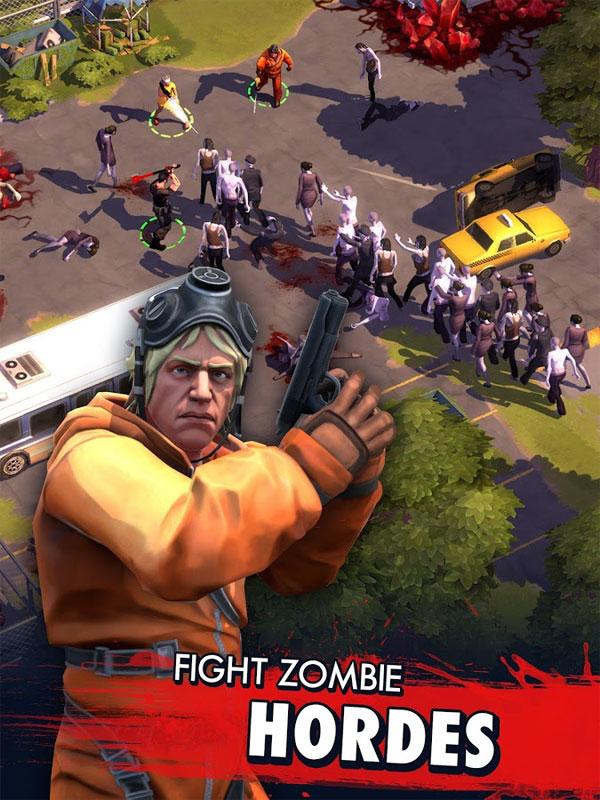 دانلود Zombie Anarchy 1.3.1c - بازی اکشن عالی هرج و مرج زامبی گیملافت اندروید + دیتا