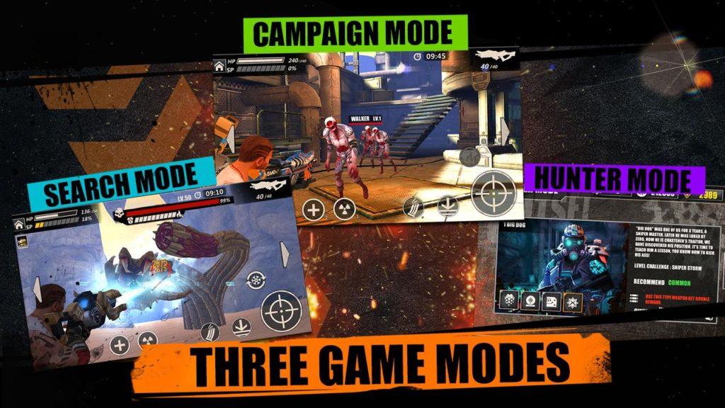 دانلود Zombie Crisis 2.1.3120 - بازی اکشن عالی