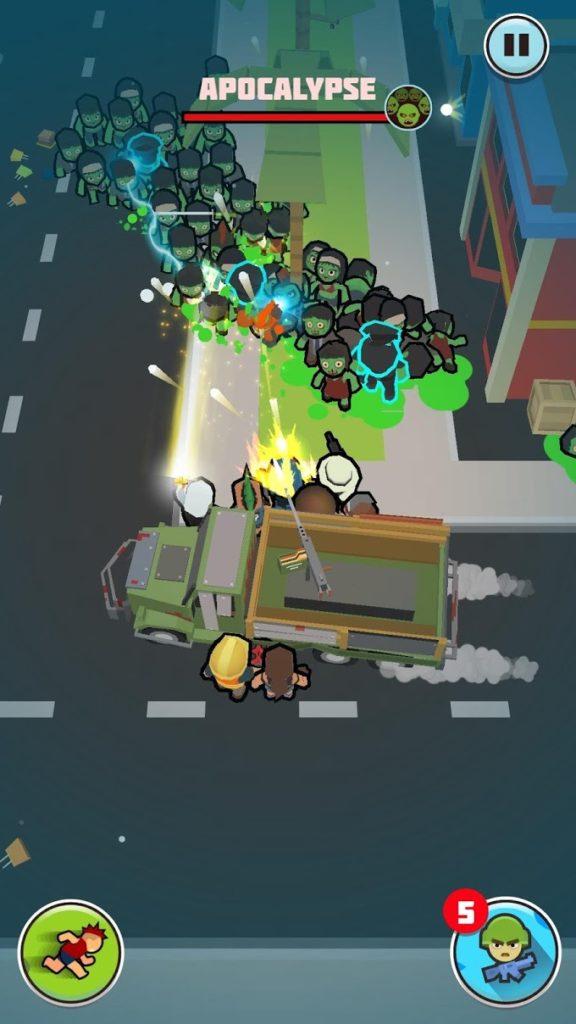 دانلود Zombie Haters 7.0.1 - بازی آرکید اعتیادآور