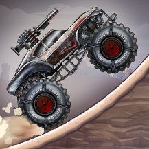 Zombie Hill Racing - Earn To Climb Apocalypse