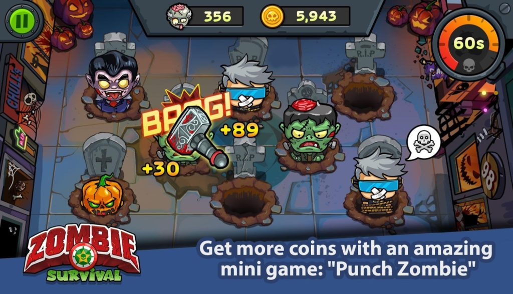 دانلود Zombie Survival: Game of Dead 3.1.8 - بازی اکشن مبارزه با زامبی ها اندروید + مود