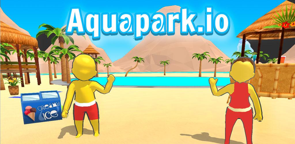 aquapark.io - شبیه ساز پارک آبی