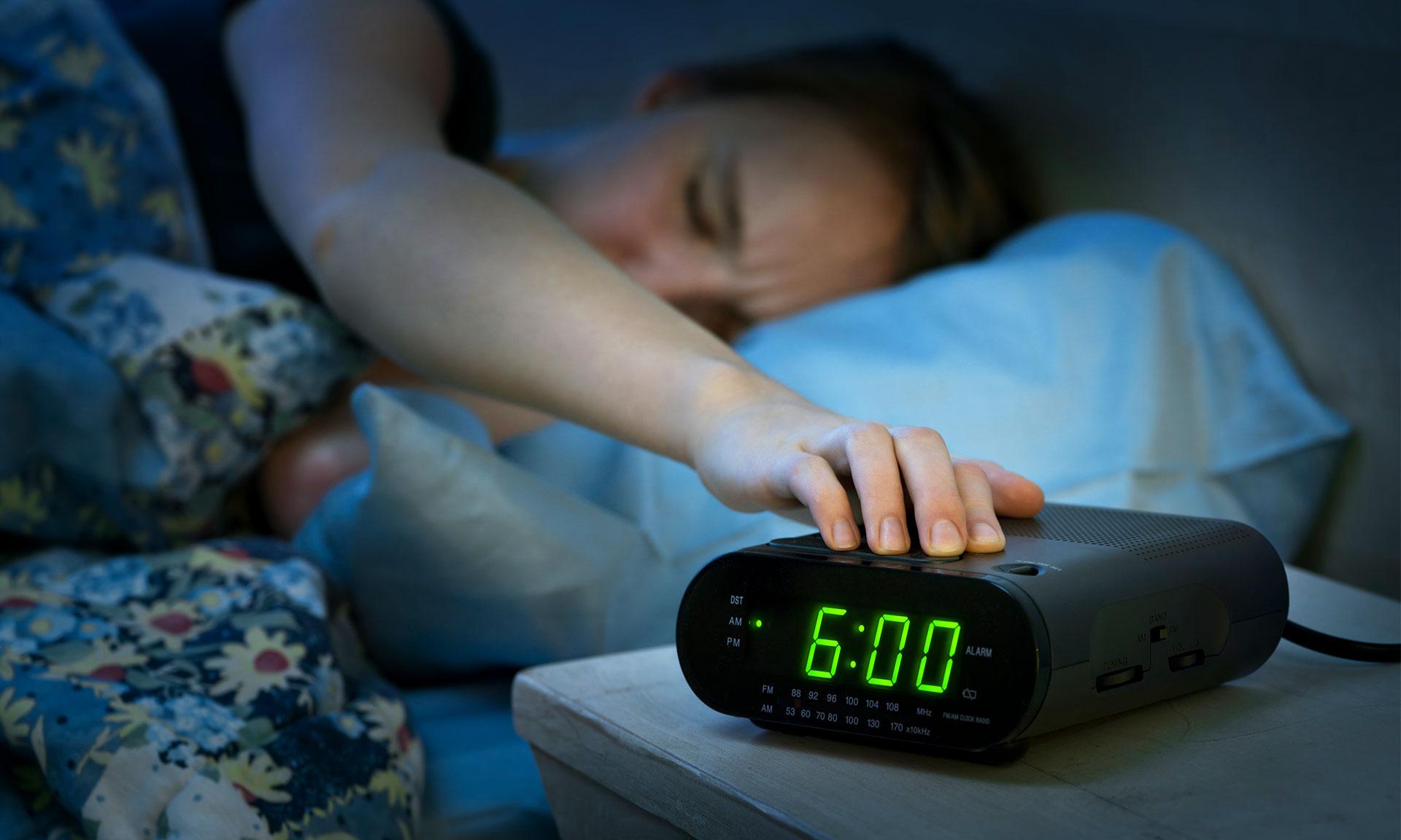 bedr Pro alarm clock radio