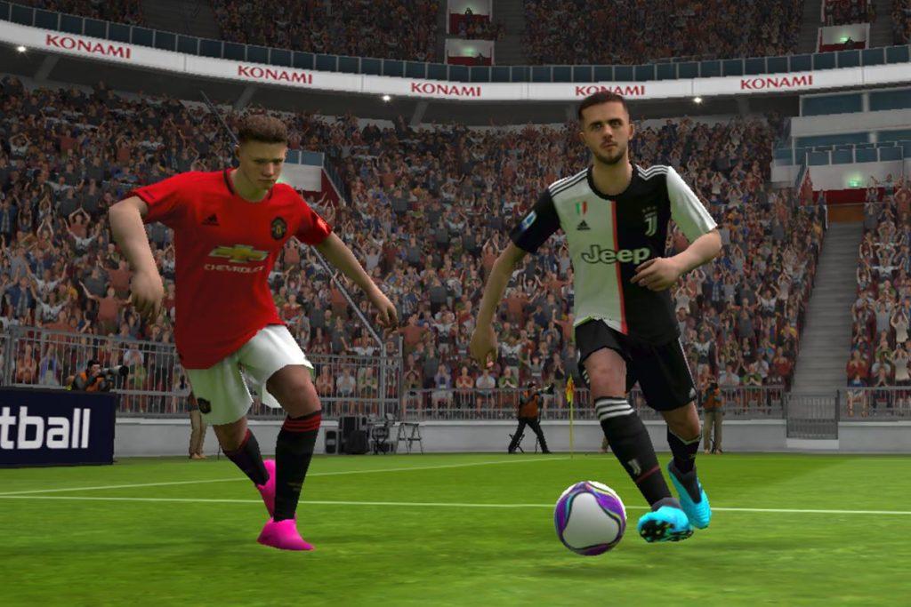 دانلود eFootball PES 2020 4.2.0 - بازی فوتبال پی اس 2020 اندروید + دیتا