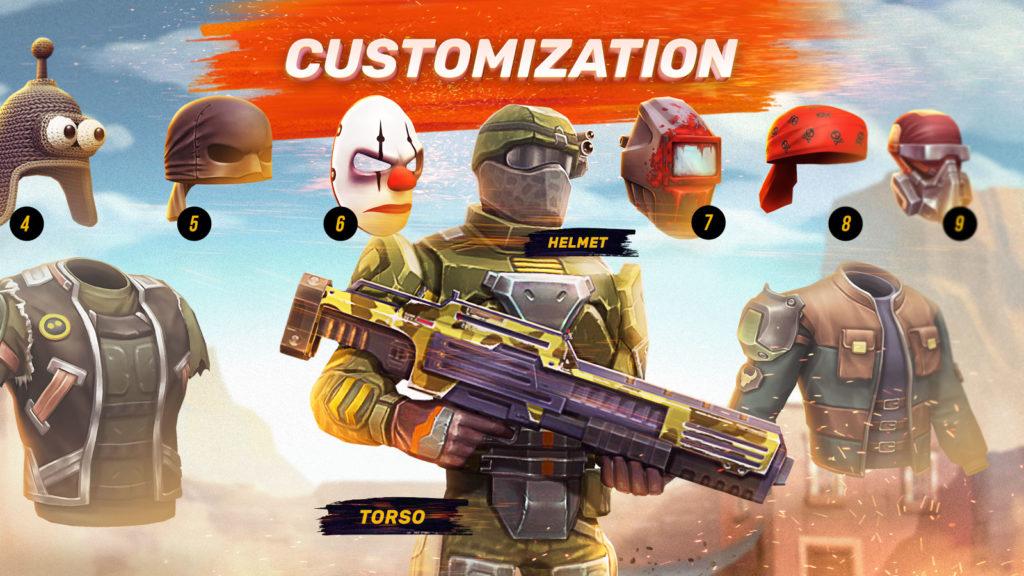 دانلود Guns of Boom - Online Shooter 12.0.22 - بازی تیراندازی آنلاین اندروید + مود