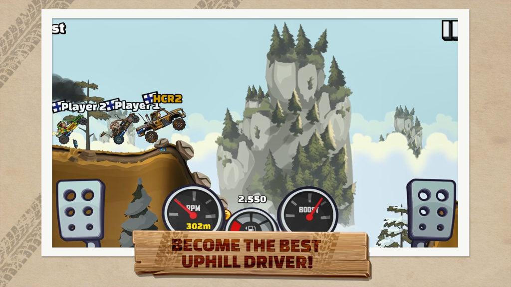 دانلود Hill Climb Racing 2 1.33.3 - بازی مسابقات صعود تپه 2 اندروید + مود