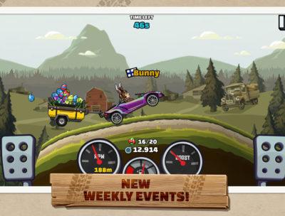 Hill Climb Racing 2 Games