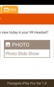 iPlay Pro SBS Player 3D VR Web