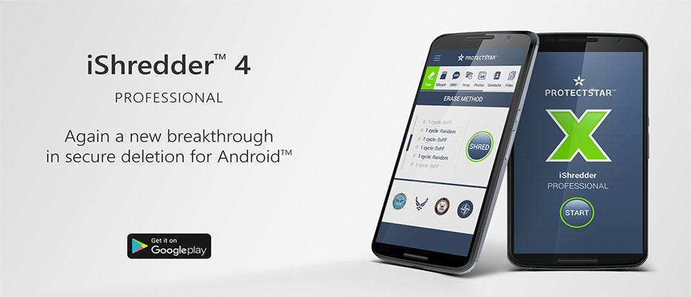 iShredder 4 Professional Android