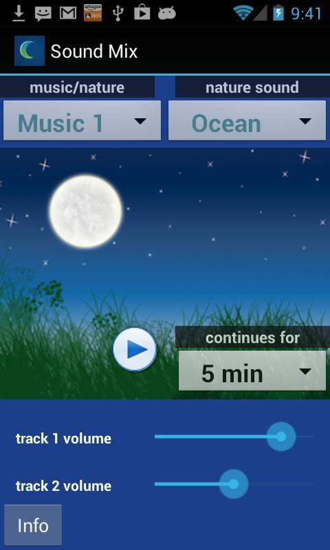 دانلود iSleep Easy Sleep Meditations 2.4 - برنامه مدیتیشن و خواب آرام اندروید