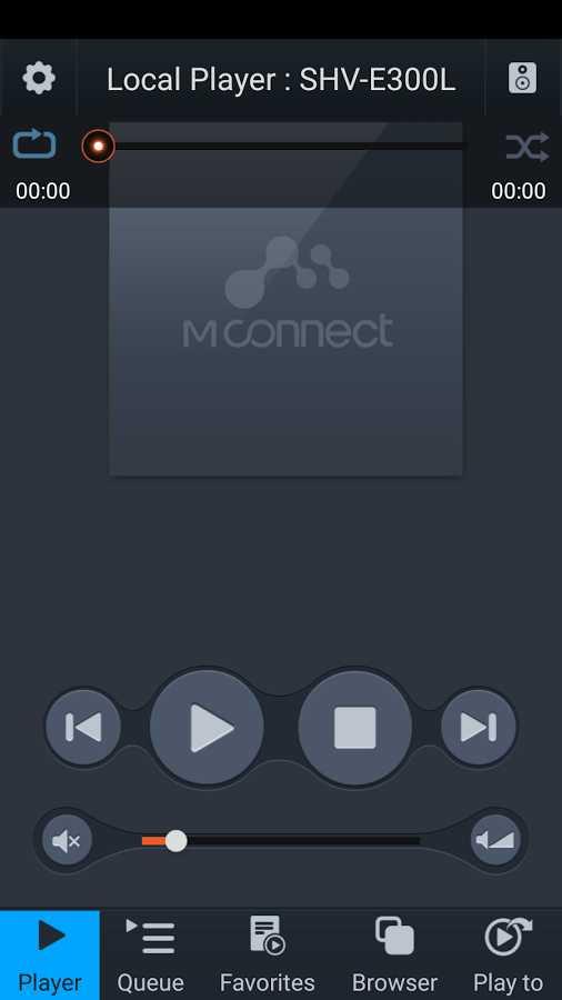 دانلود mconnect player 3.1.7 - پلیر صوتی تحت شبکه اندروید !