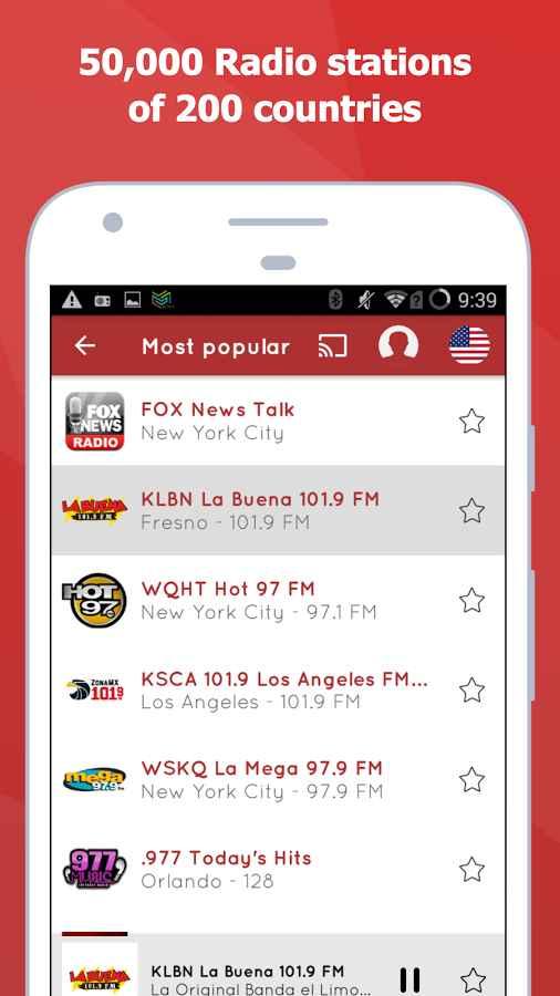 دانلود myTuner Radio App - Free FM Radio Station Tuner Full 7.9.51 - مجموعه ایستگاه ها رادیویی آنلاین اندروید !