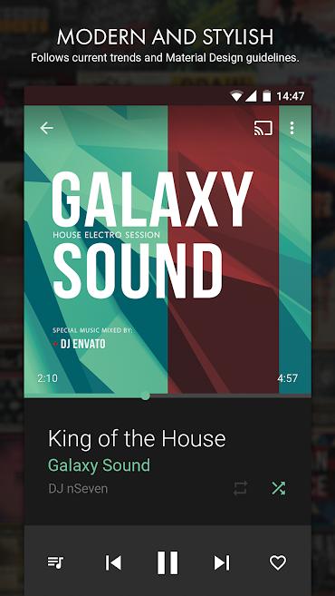 دانلود n7player Music Player Premium 3.1.2-287 - موزیک پلیر قدرتمند ان7 اندروید!