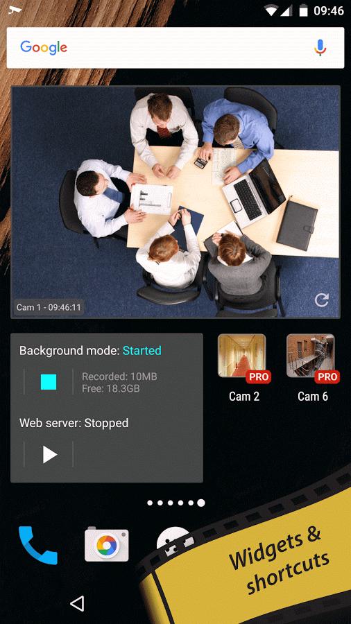 دانلود tinyCam Monitor PRO 10.2.4 - برنامه مدیریت دوربین های مدار بسته اندروید !