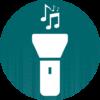 music-flashlight-music-strobe-light-discolight