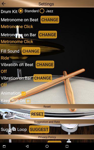 دانلود Drum Loops & Metronome Pro 52– اپلیکیشن ساخت آهنگ با استفاده از ضرب درام در اندروید