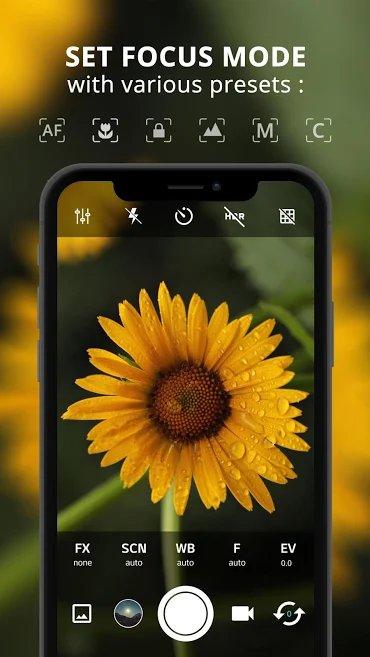دانلود ProCam X ( HD Camera Pro ) 1.16 – اپلیکیشن دوربین حرفه ای اندروید!