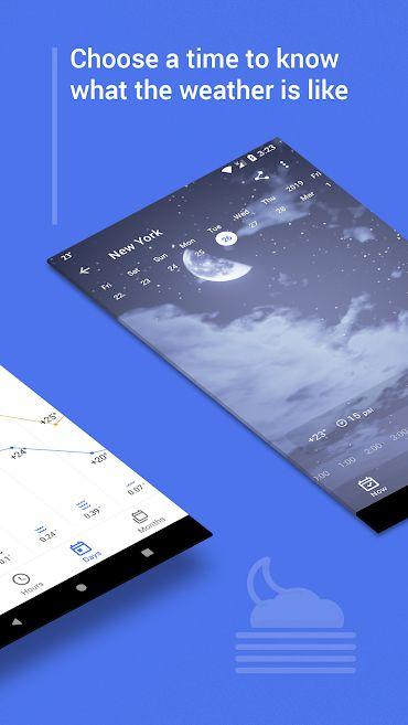 دانلود What a Weather 1.1.805 – اپلیکیشن پیش بینی دقیق آب و هوا مخصوص اندروید
