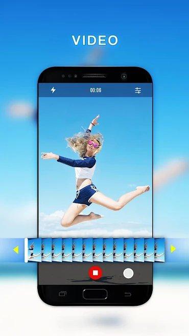 دانلود HD Camera - Best Cam with filters & panorama 2.3.5 – اپلیکیشن عکاسی حرفه ای مخصوص اندروید