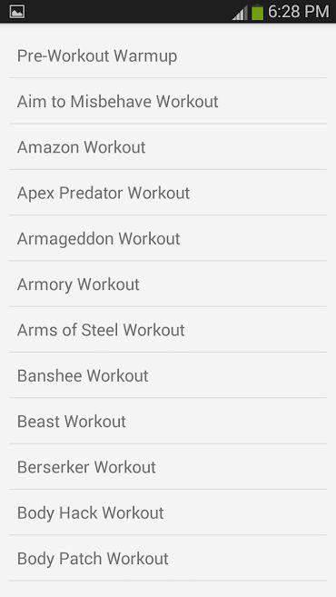 دانلود Pocket Workouts Champion 2.1 – اپلیکیشن جامع تمرینات ورزشی مخصوص اندروید