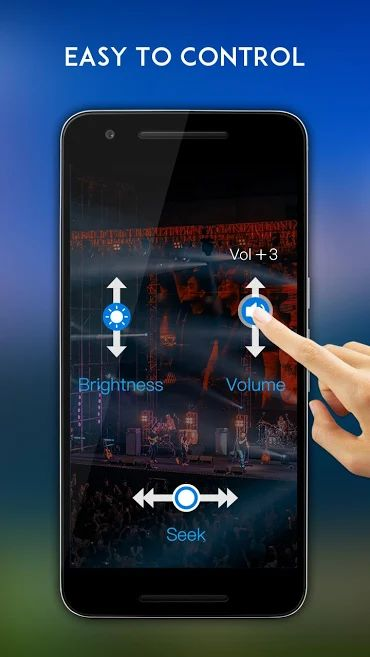 دانلود HD Video Player - Media Player 1.7.3 – ویدئو پلیر قدرتمند و کامل مخصوص اندروید