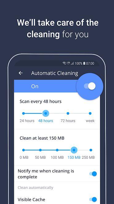 دانلود AVG Cleaner 4.20.1 – اپلیکشین قدرتمند افزایش سرعت و بهینه سازی اندروید