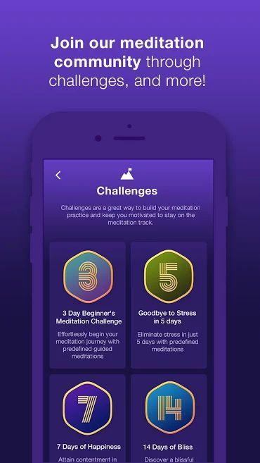 دانلود Sattva - Meditation App 7.0.7 – اپلیکیشن جامع و کامل مدیتیشن مخصوص اندروید + مود