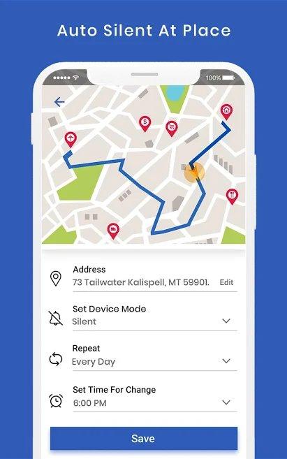 دانلود Auto Silent Mode - Automatically Silence Phone PRO 1.0 – اپلیکیشن سایلنت هوشمند دستگاه های اندروید!