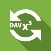 davx⁵-caldav-carddav-client