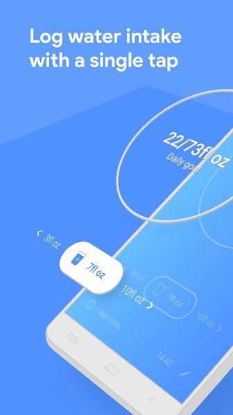 دانلود Drink Water Reminder Pro - Water Tracker 1.18b – اپلیکیشن یادآوری و پیگیری مصرف روزانه آب در اندروید